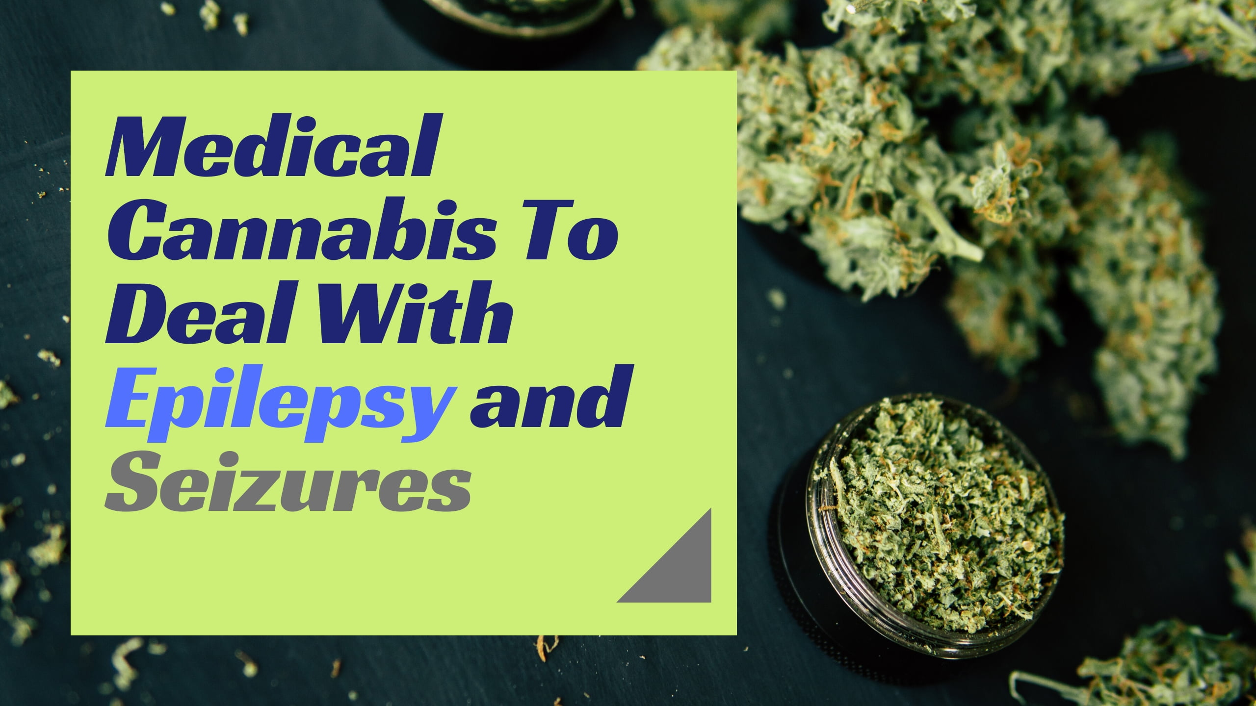 CBD, Marijuana And Epilepsy: Medical Cannabis To Deal With Epilepsy and Seizures